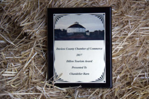 Dillon Tourism Award